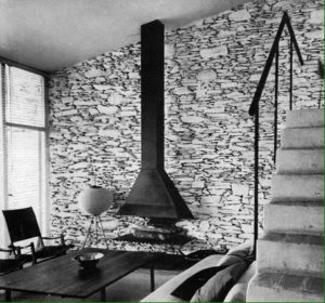 chimeneas de leña de diseño