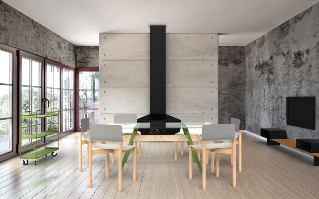 Mesas de diseño moderno