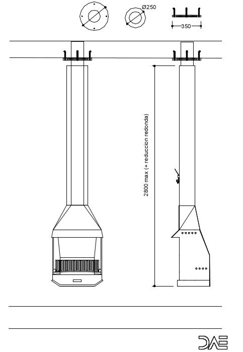Cadaques suspension 360