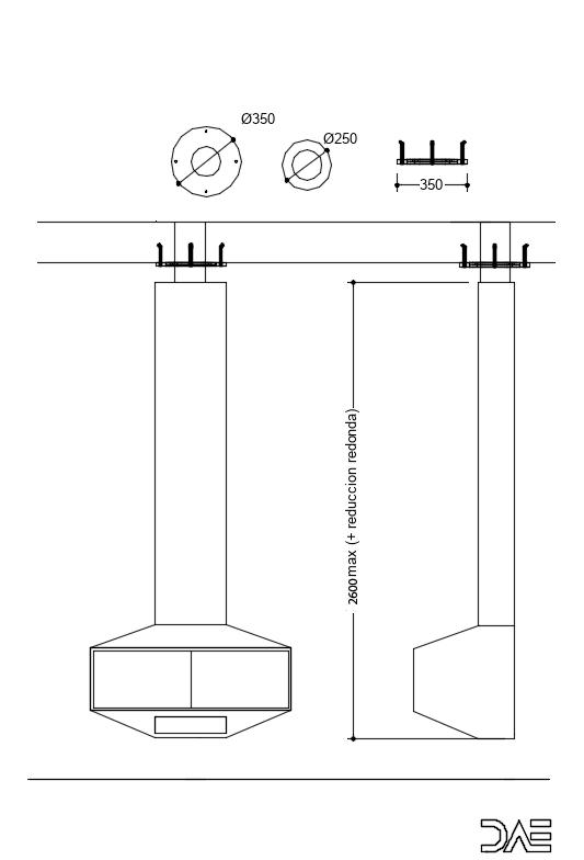 Caliu suspension 360