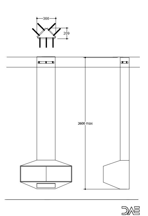 Caliu suspension fija
