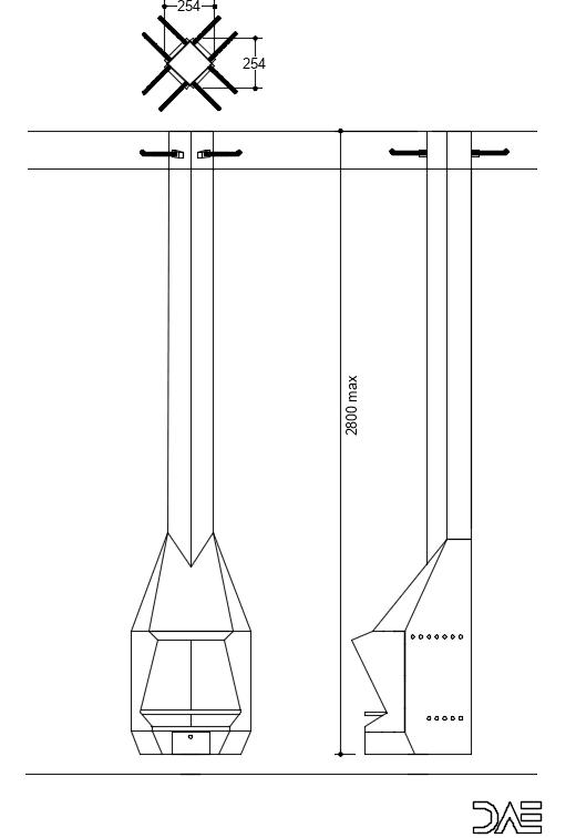 Cerdanya suspension fija