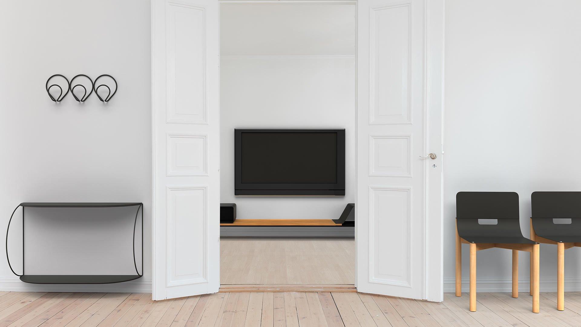 Mueble AGV bajo televisor