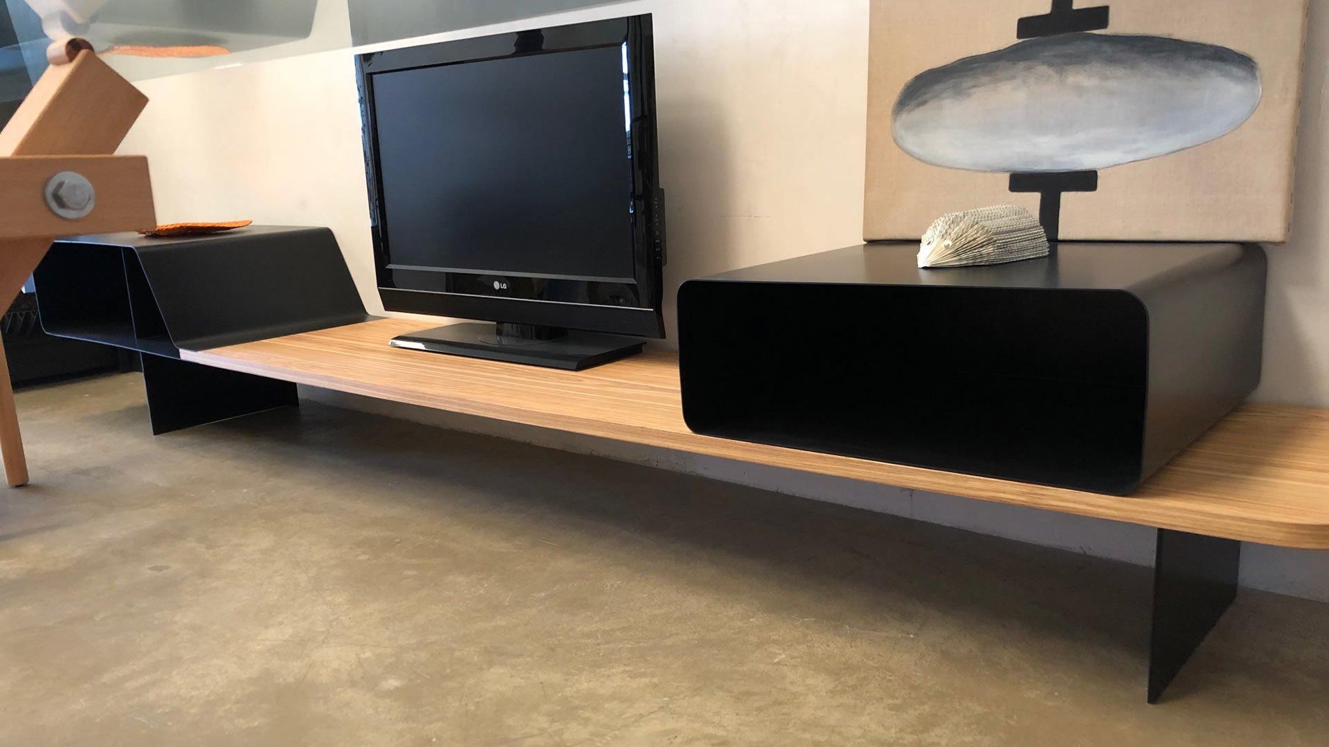 Mueble AGV como mueble de televisor