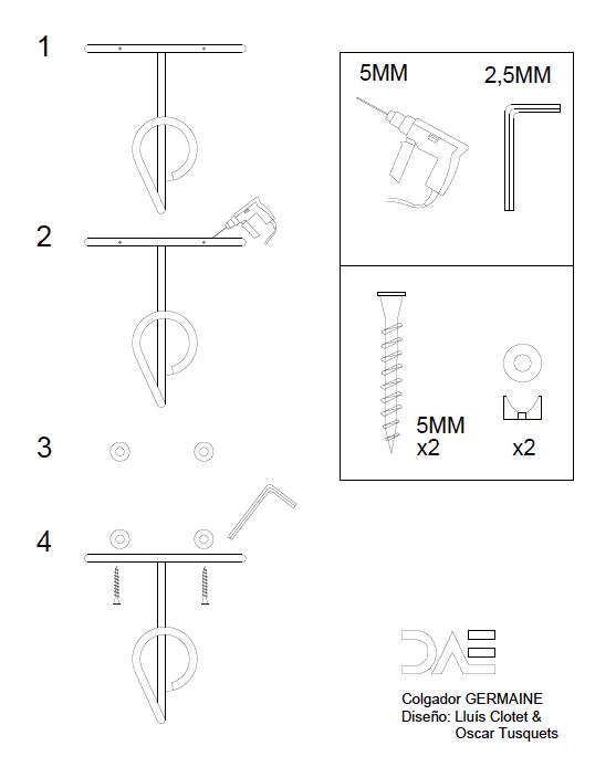 Instrucciones montaje GERMAINE1